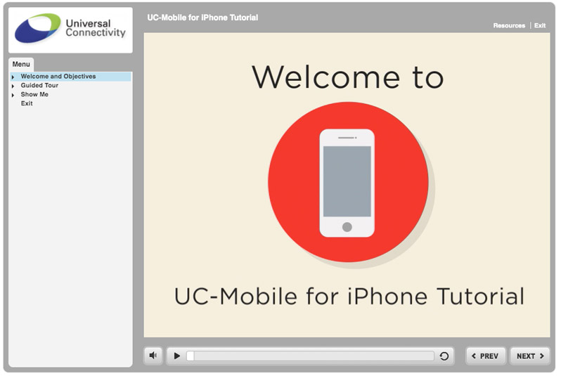 UC Mobile for iPhone